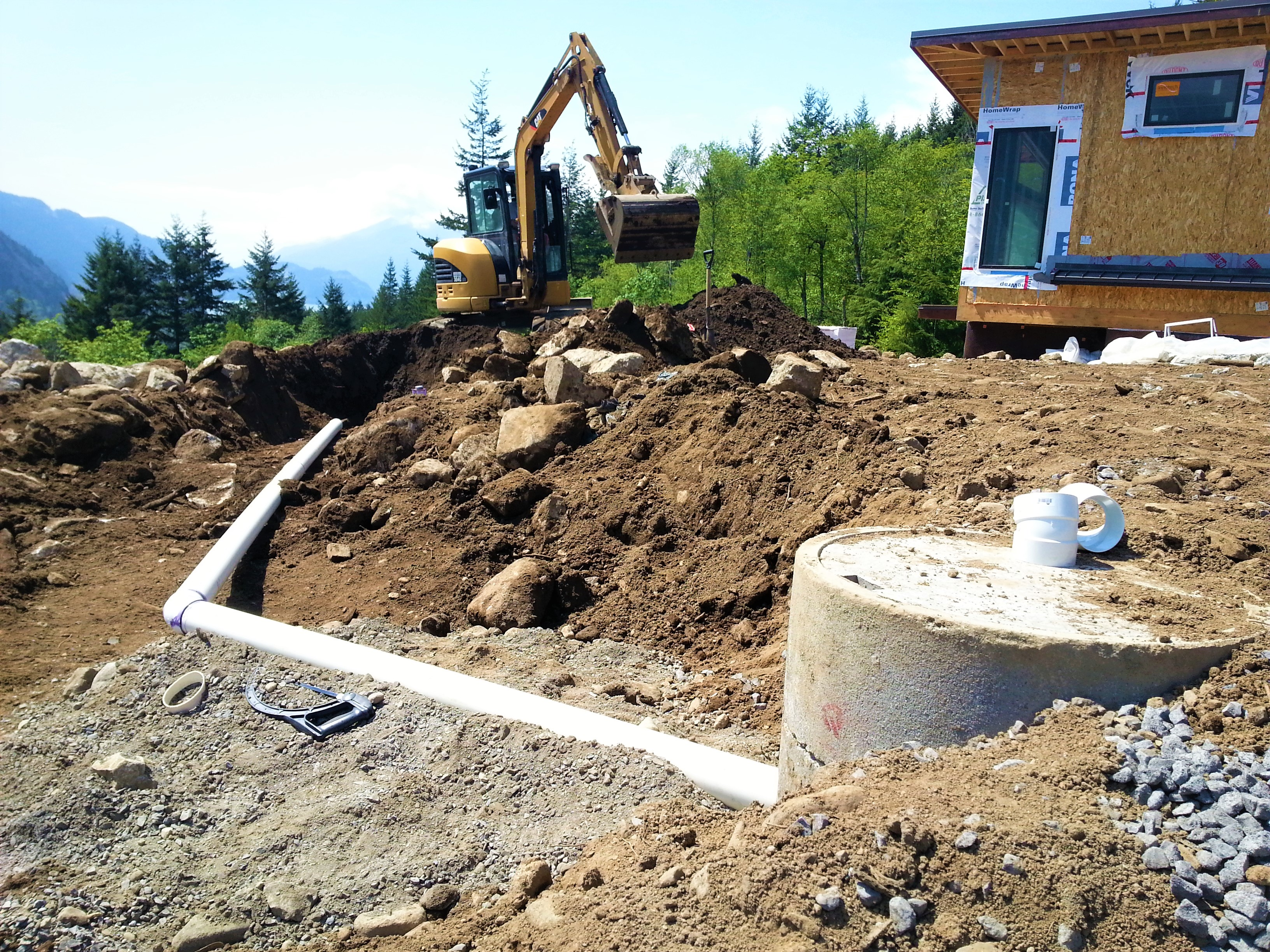 Drainage Services Vancouver BC